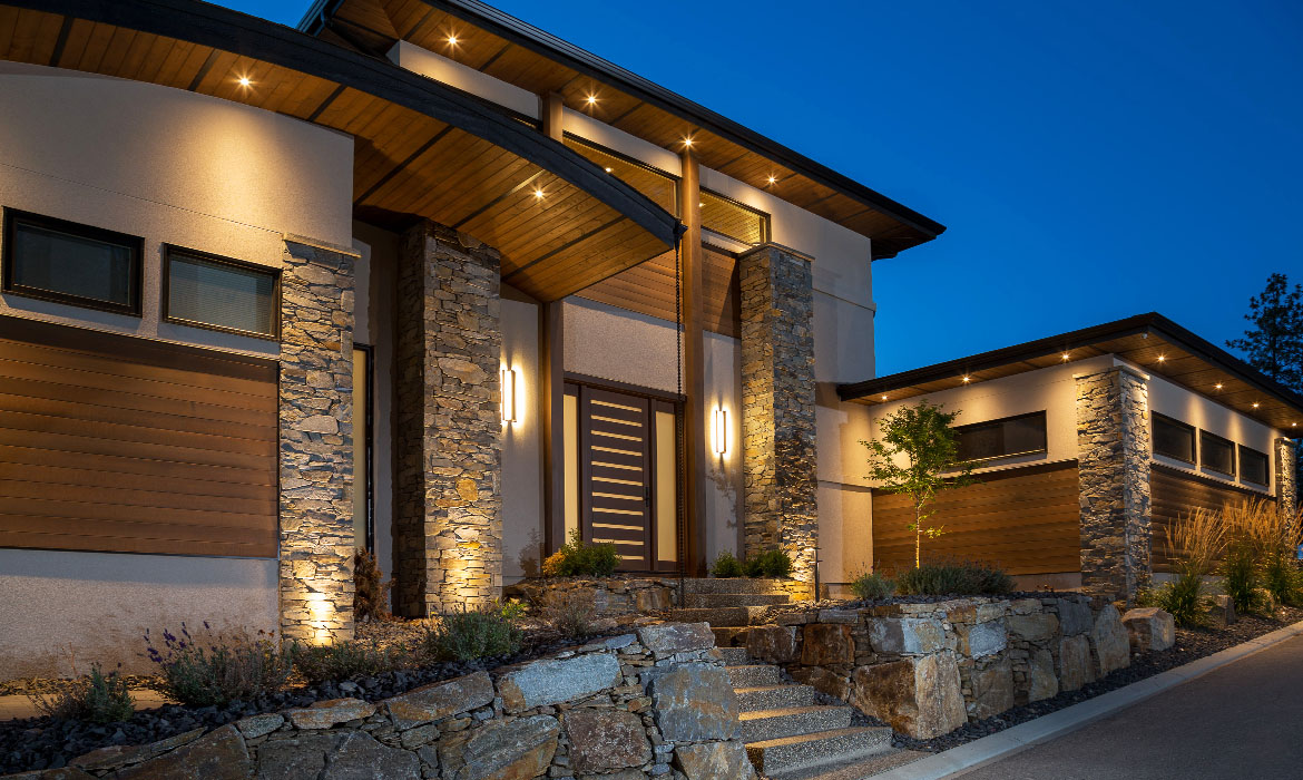 Residential photography exterior at McKinley Beach